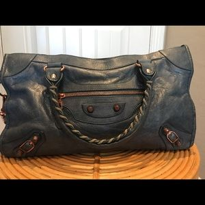 Balenciaga Motorcross Giant 21 City Bag
